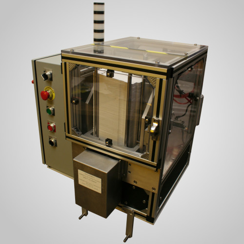 Automated Package Folding Machine